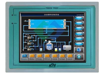 游泳池plc控制系统_安徽力扬泳池设备工程有限公司